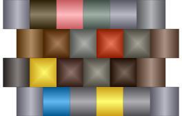 кирпичный формат плетения бисером