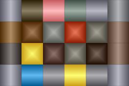 различные форматы схем плетения бисером