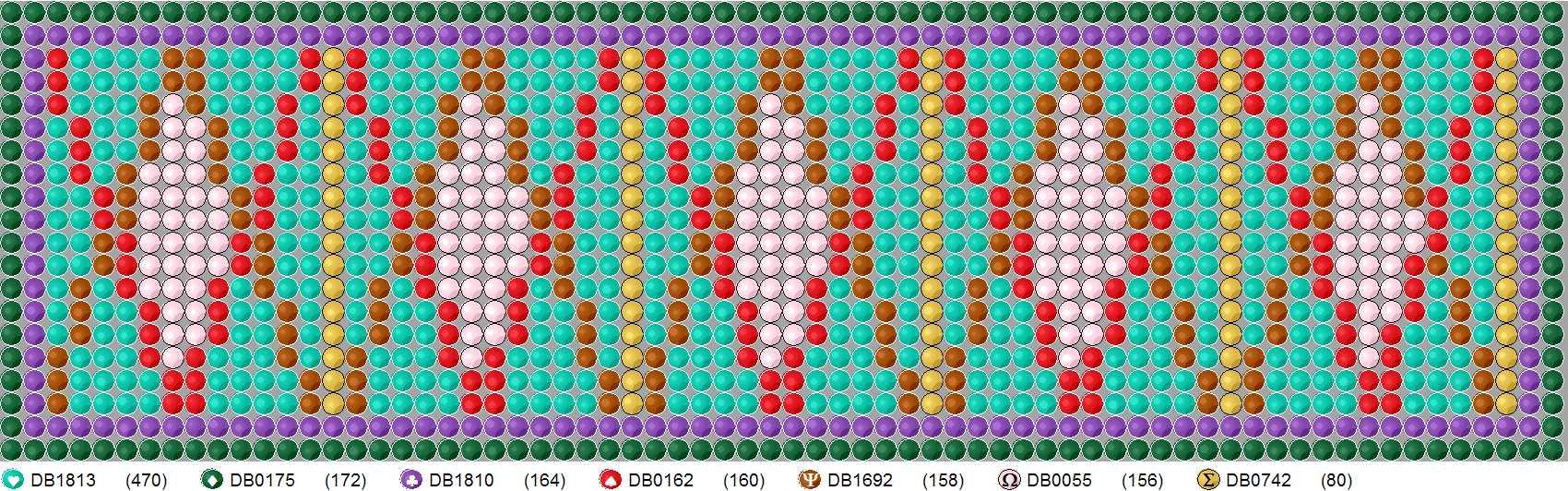 Бисер плетение схемы браслеты из бисера